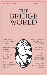 THE BRIDGE WORLD