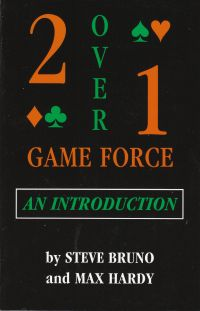 The bridge world 2 over 1 game force an introduction by steve bruno max hardy list price 1195 discount price 956 you save 20 141 pages paperback fandeluxe Image collections